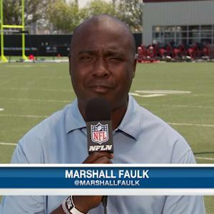 Marshall Faulk: San Francisco 49ers running back Frank Gore prepared to shoulder the load
