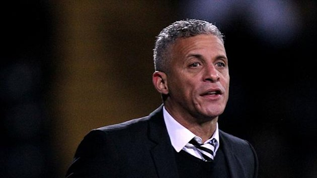 Keith Curle was delighted Notts County put their recent poor home form behind them