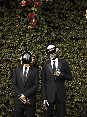 Daft Punk Signs With Columbia Records
