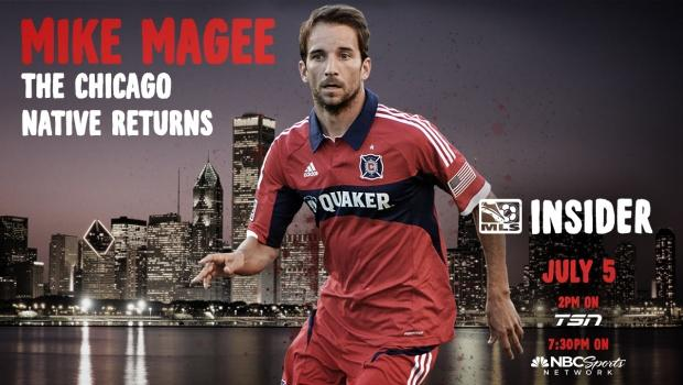 VIDEO: MLS Insider, featuring Mike Magee, Kekuta Manneh and the Cascadia Cup | THE SIDELINE