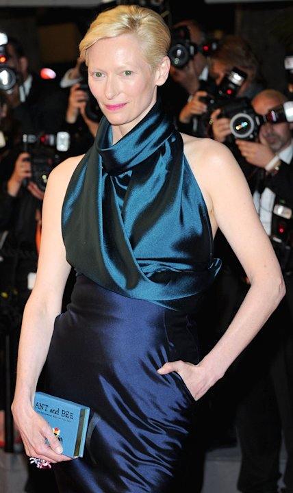 Tilda Swinton th Cannes Film