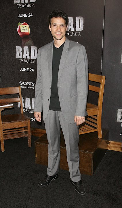 Bad Teacher NY Premiere 2011 Ralph Macchio