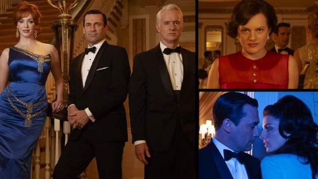 'Mad Men' -- AMC