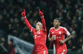 Ribery more loved in Germany than France - Deschamps