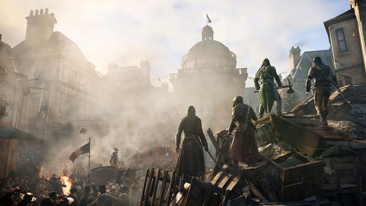 It's Official: The next Assassin's Creed isn't coming out in 2016