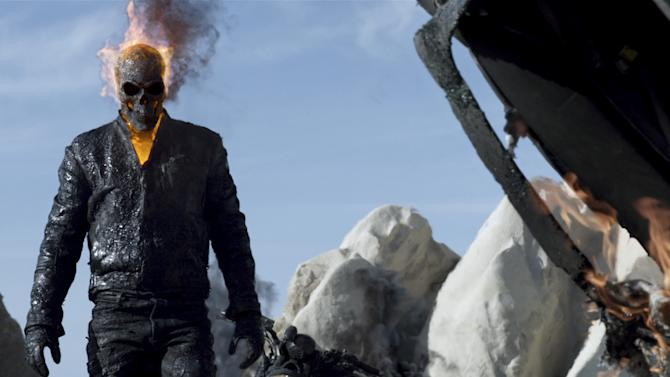 NY lawsuit over Marvel's Ghost Rider reinstated