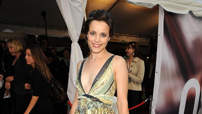 Toronto Film Festival Premiere 2008 Rachel McAdams The Lucky Ones