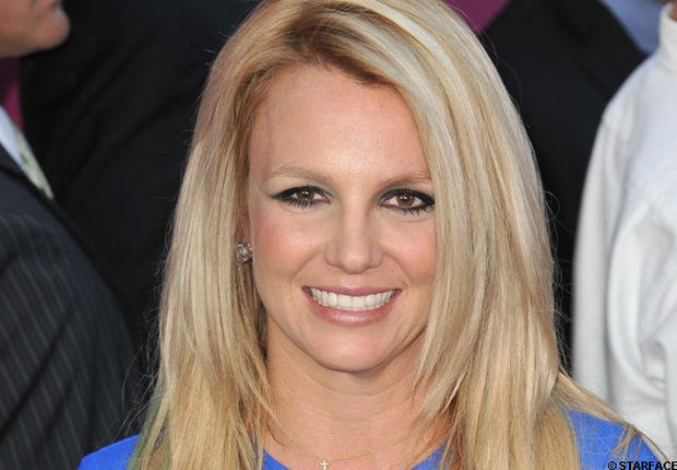 Britney Spears : La star est en studio