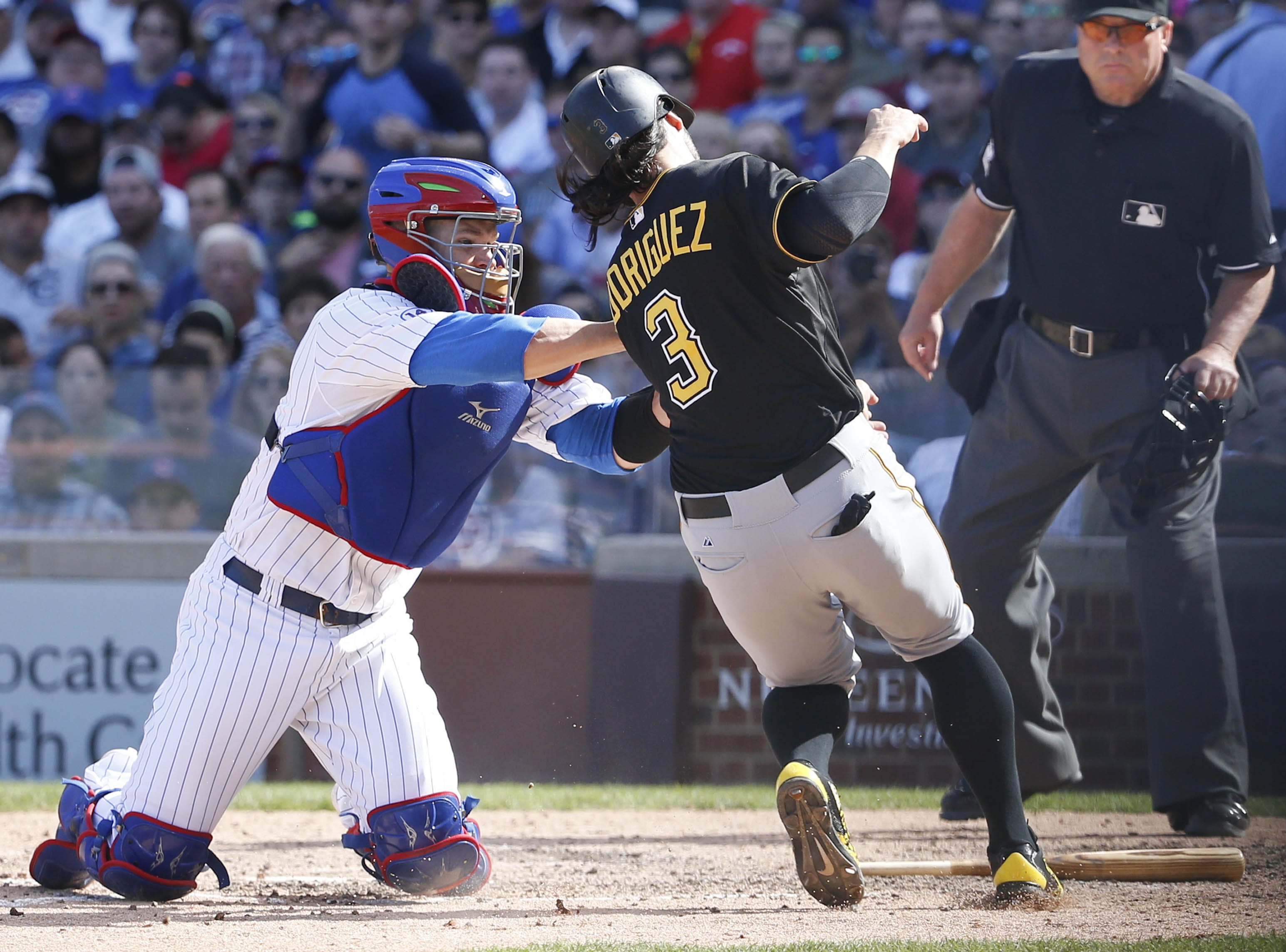 Arrieta, Cole square off as Cubs & Pirates battle in NL Wild Card