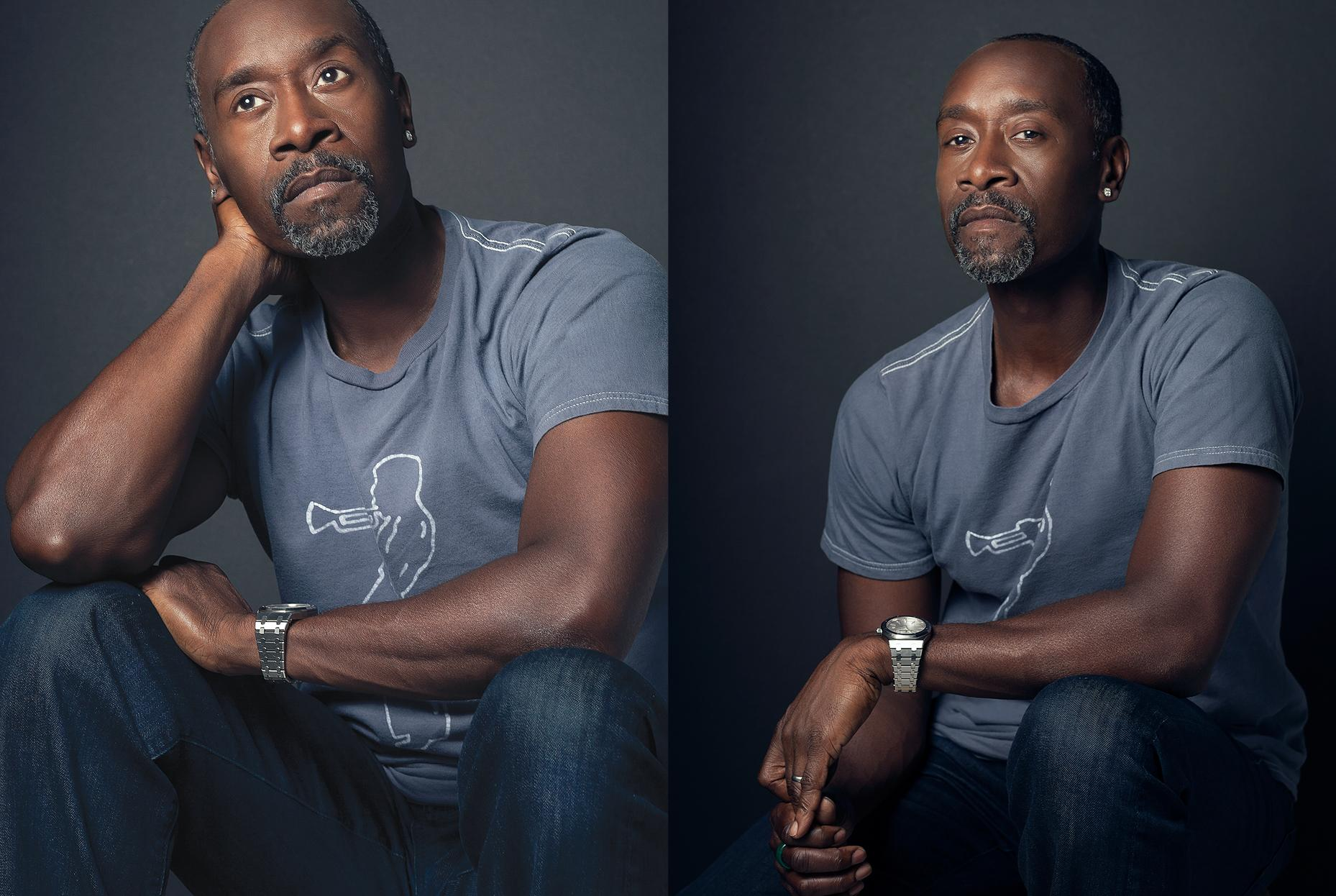 "'House Of Lies' Star Don Cheadle On ""Getting Back To The Fun"" In Season 5 – Emmys"