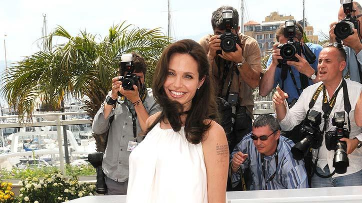 Jolie Angelina Cannes