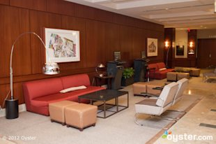 Lobby at Four Points by Sheridan Washington D.C. Downtown