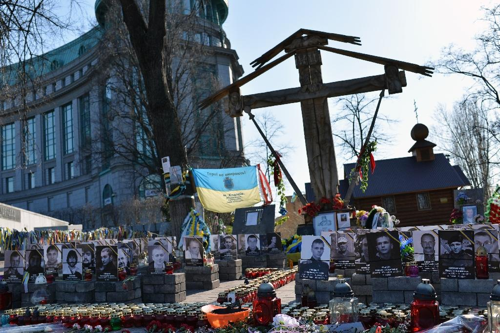Museum or memory lane? Kiev mulls memorial to Maidan victims