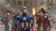 """Avengers"", box office marvel"