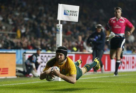 Australia send England tumbling out of the World Cup