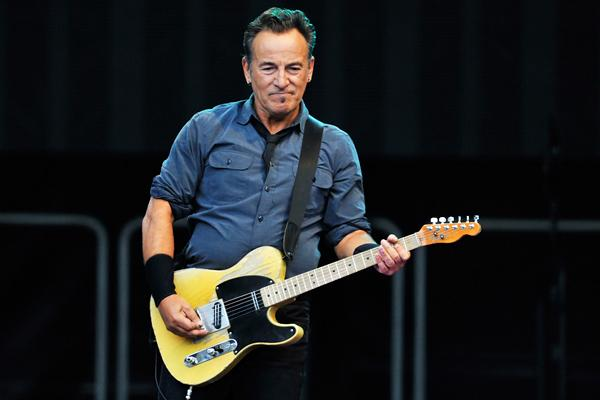 Is Bruce Springsteen on a Never Ending Tour?