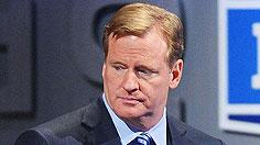 Despite deal, Goodell takes big hit