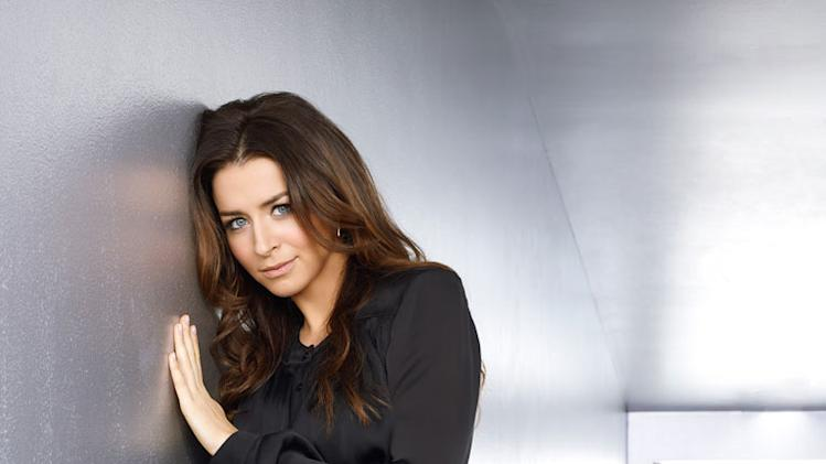 "Caterina Scorsone stars as Dr. Amelia Shepherd in ""Private Practice."""