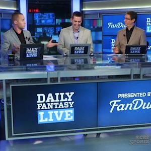 Daily Fantasy Live 6/30: Stars and scrubs