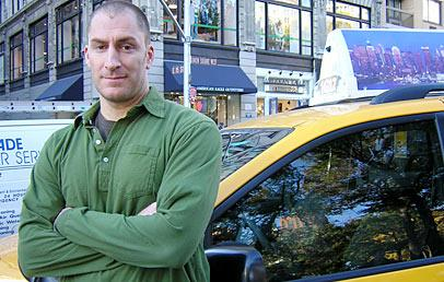 Cash Cab host Ben Bailey