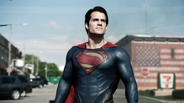 A scene from 2013's 'Man of Steel' -- Warner Bros
