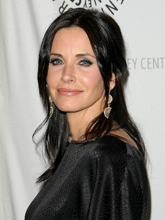 Cox Courteney Paley Fest