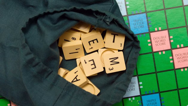 Scrabble Tile Points System Challenged (ABC News)