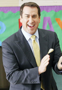 "Rob Riggle | Photo Credits: Peter ""Hopper"" Stone/ABC"