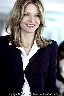Michelle Pfeiffer in New Line's I Am Sam