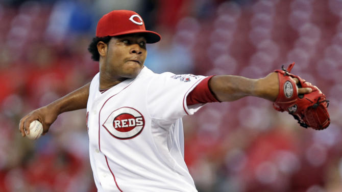 Lohse throws 2-hitter, Brewers beat Reds 5-0