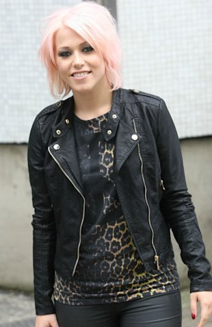 Spotted! Lawson's Adam Pitts And Amelia Lily Enjoy Cosy Date At Pink Gig
