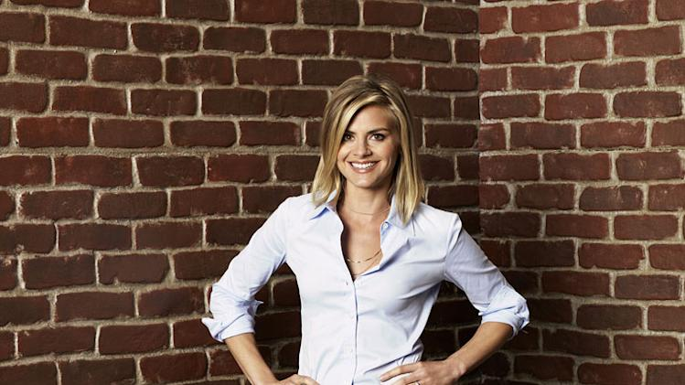 "Eliza Coupe stars as Jane in ""Happy Endings."""