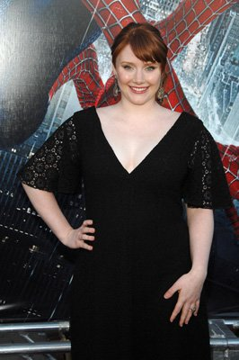 Bryce Dallas Howard at the 6th Annual Tribeca Film Festival premiere of Columbia Pictures' Spider-Man 3