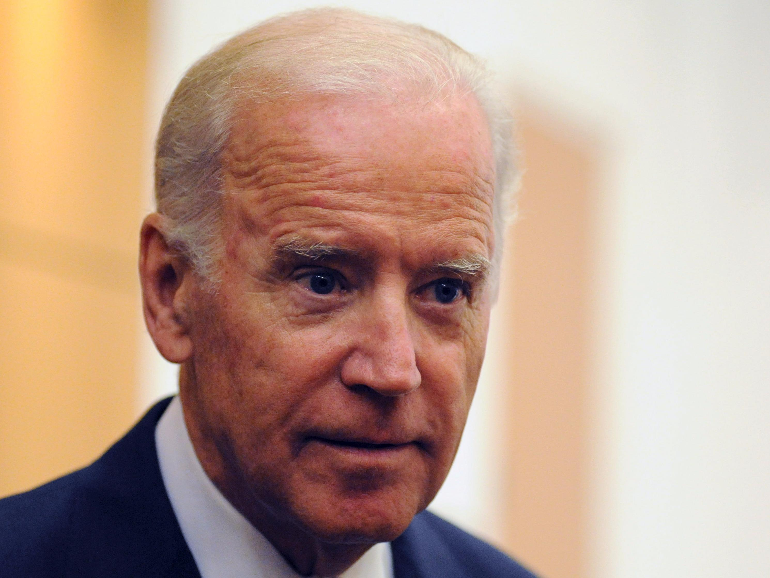 Biden's latest meeting suggests he may be ready to run