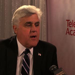 Jay Leno - 2014 Hall of Fame Honoree