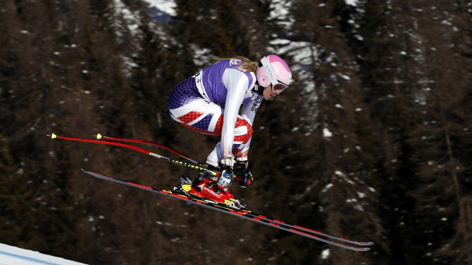 Alcott caps comeback by making Olympic team