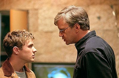 Ryan Phillippe and Tim Robbins in MGM's Antitrust