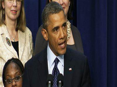 Obama: Tax Deal May Be in Sight