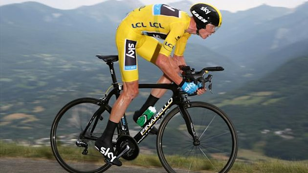 Tour de France 2013 Chris Froome