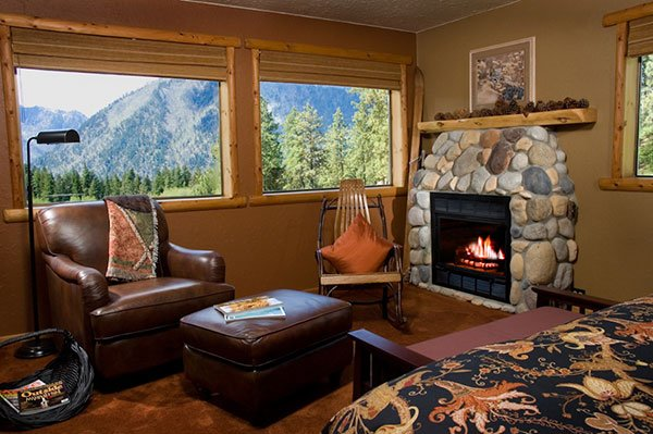 Mountain Home Lodge In Leavenworth, Washington