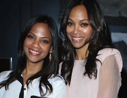 Zoe Saldana & Partners Option 'Hell Or High Water' Novel