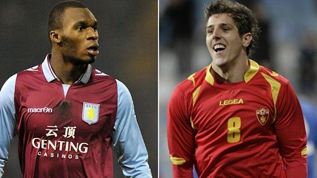 Benteke (PA Photos) Jovetic (Retuers)