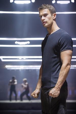 'Divergent' First Look: Theo James as 'Four'