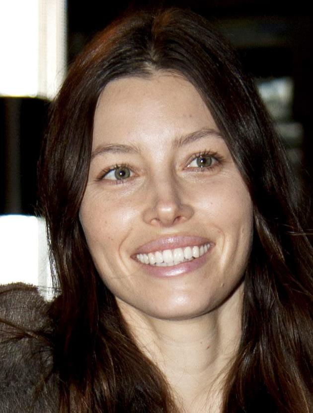 Celebrities without make up jessica biel 173305