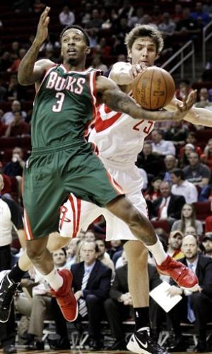 Jackson, Jennings lead Bucks over Rockets