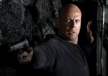 Bruce Willis in Miramax Films' Hostage