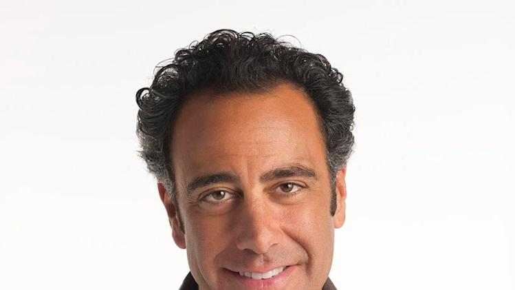 "Brad Garrett stars as Eddie in ""'Til Death."""