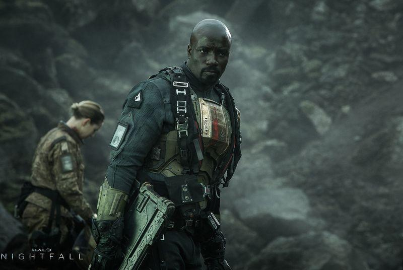 Halo Nightfall star Mike Colter will play Luke Cage on Netflix