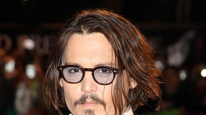 2010 Hollywood Movie Star of the Year Nominee Johnny Depp
