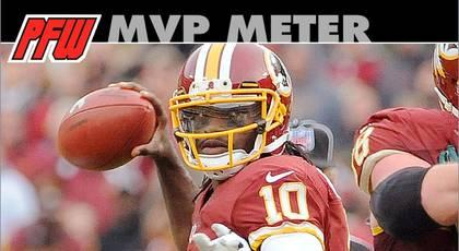 MVP Meter: Rookie QBs in the running
